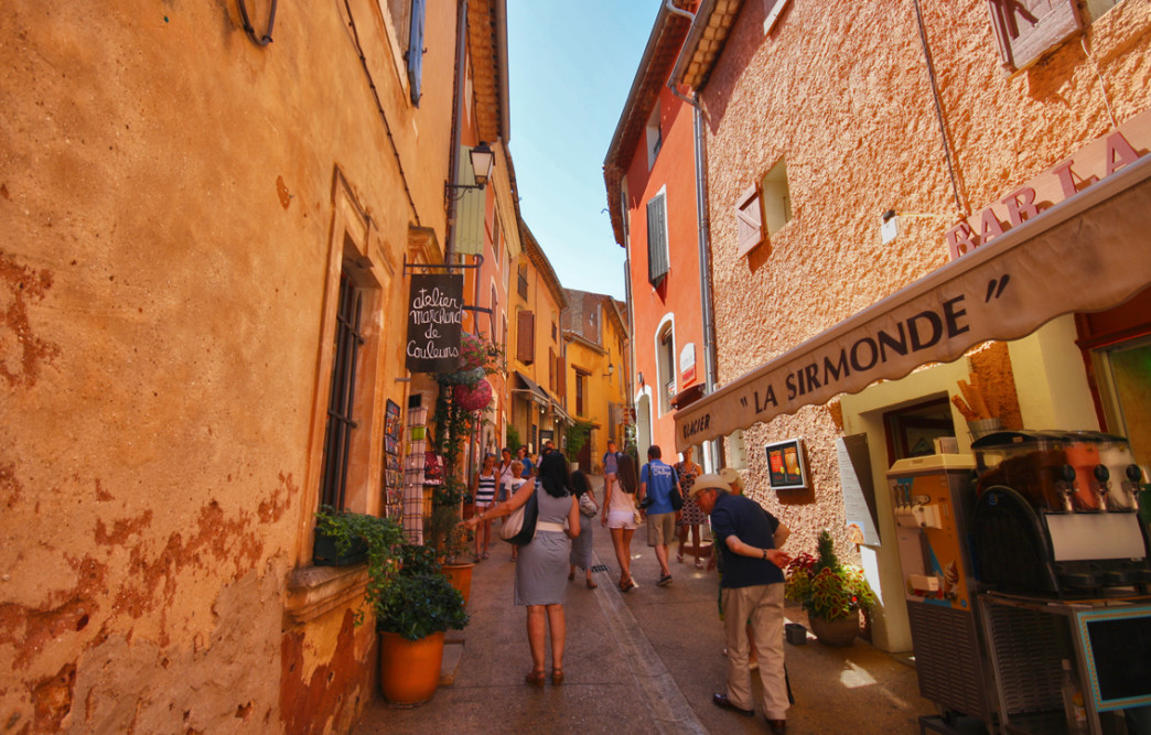 Spend your days off exploring Southern France.