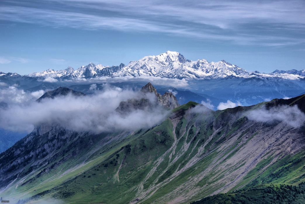 00-201610 France Mont Blanc