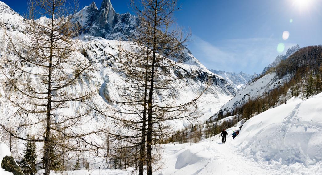 00-201610 France Chamonix Vallee Blanche