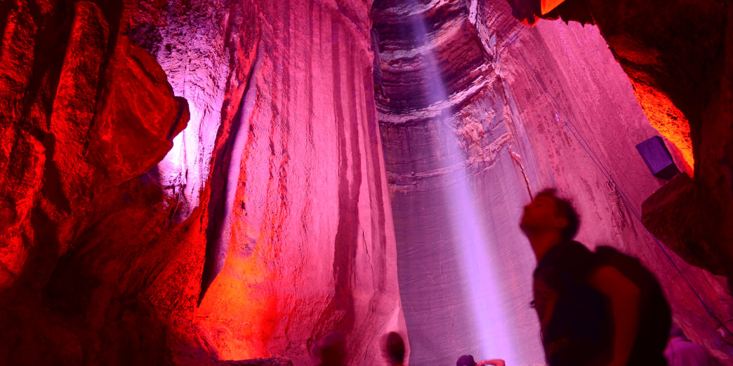 201610 Tennessee Chattanooga Ruby Falls