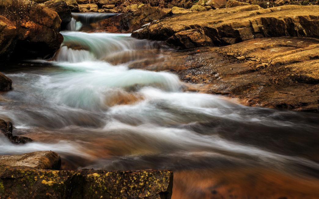 20170817_Alabama_Trail of Tears_Fort Payne_Waterfall