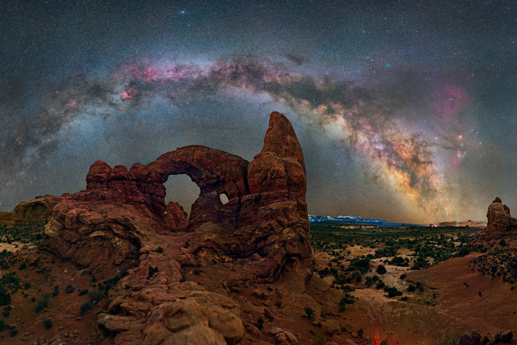 20160525_Utah_Turret_Arch_Astrophotography-01