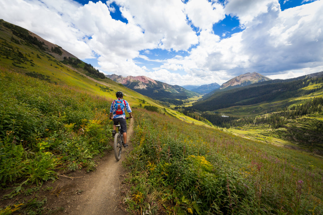 20170705-Colorado- Crested Butte - 401 Trail
